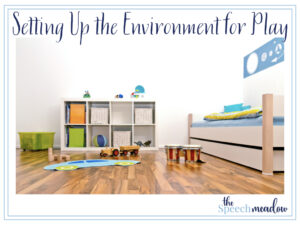 Setting up Play Environments