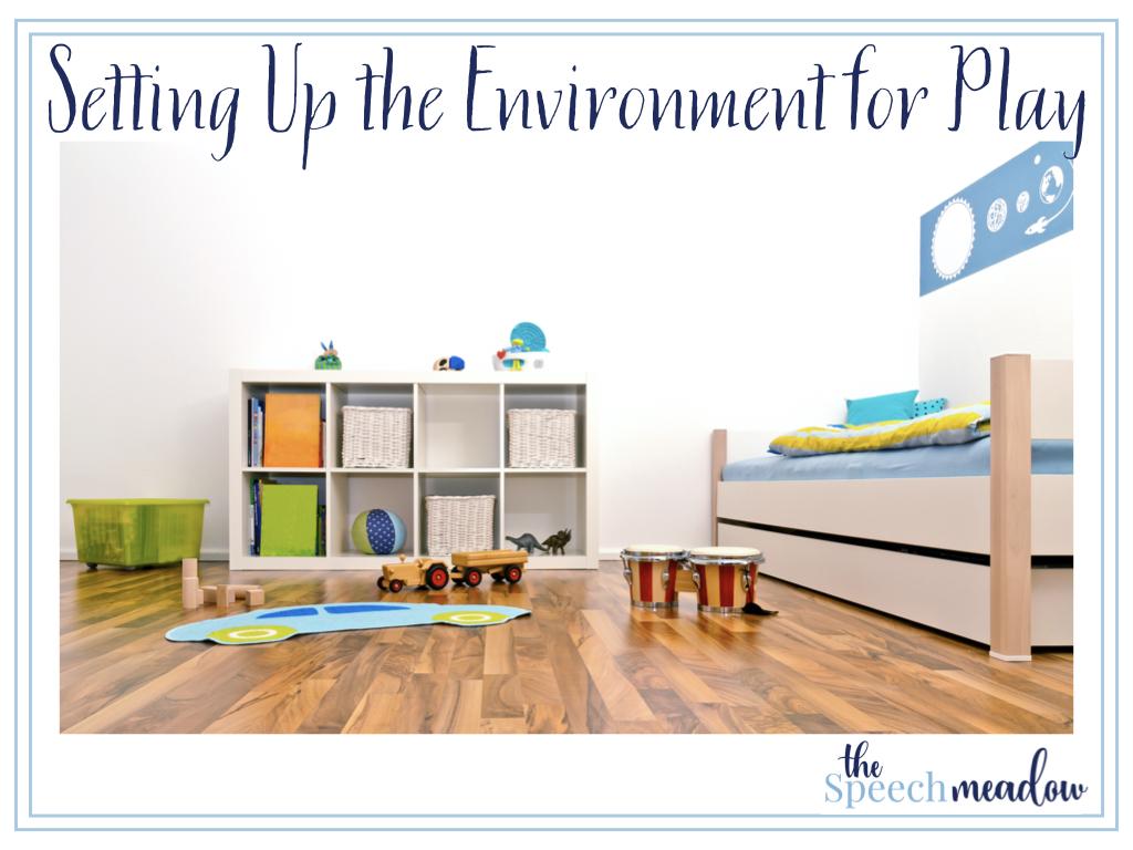 Setting up Play Environments