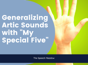 "Title ""Generalizing Speech Sounds"""