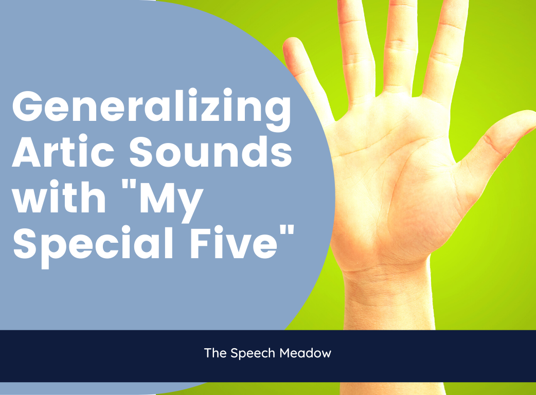 "Title ""Generalizing Speech Sounds"""