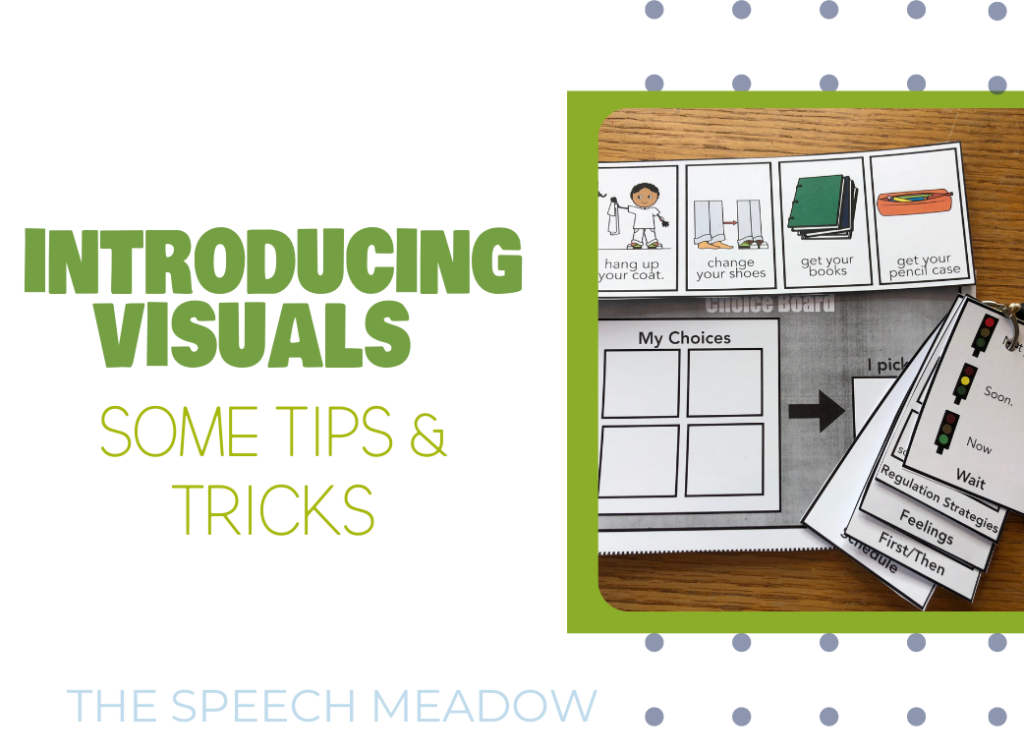 Introducing Visuals Tricks and Tips